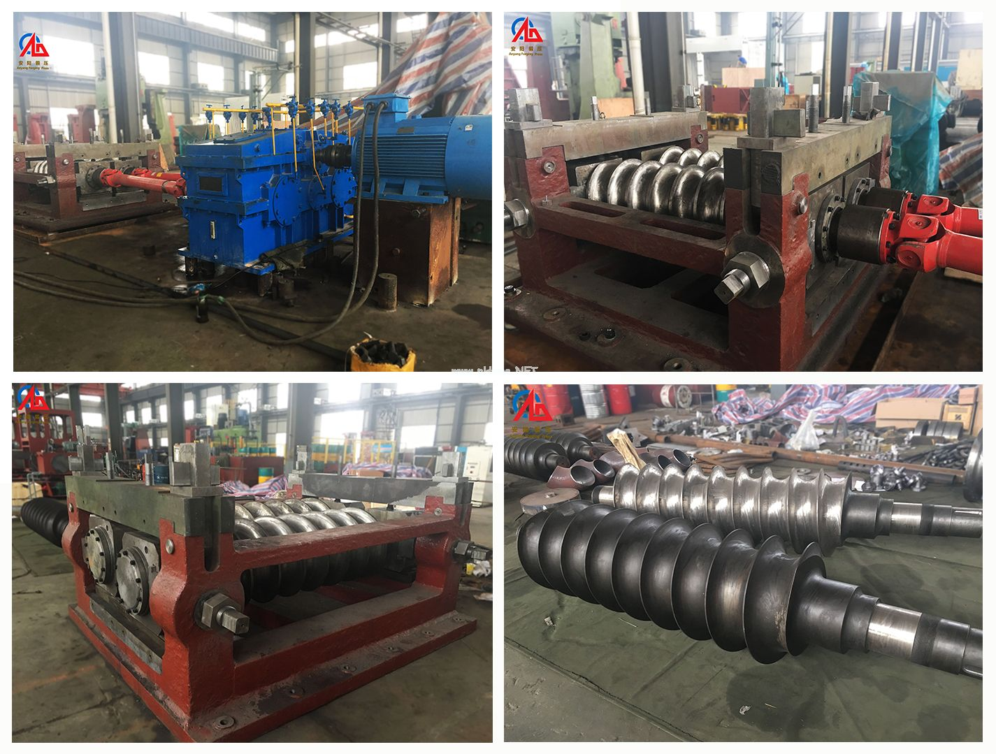 Manual or automatic forging 38